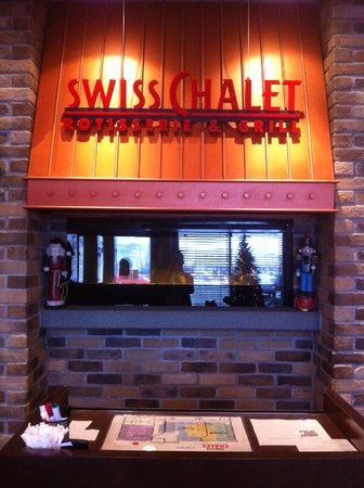 Swiss Chalet Rotisserie & Grill: Welcome to Swiss Chalet Glendale