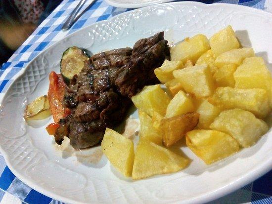 Galapagar, Spanien: Restaurante La Casona del Pastor