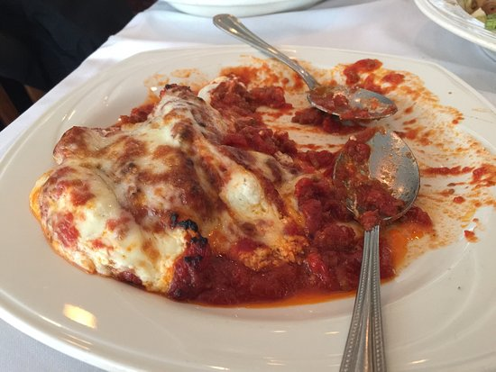 Early Dinner at La Parma in Port Washington