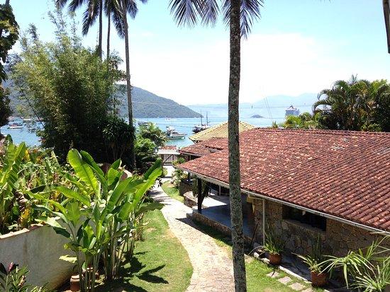 Pousada Oásis Ilha Grande: Vista panorâmica