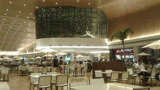 a388cef569d6b Praça Alimentação - Foto de Shopping Bosque Grão Pará, Belém ...