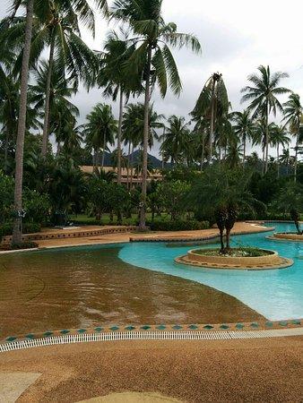 Chang Park Resort & Spa: プール