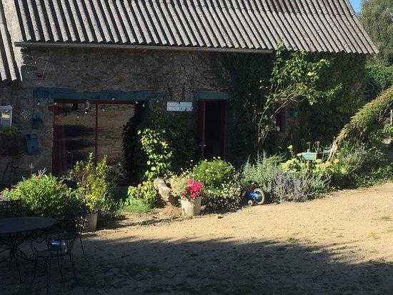 Photo de la ferme de croas men plouigneau - Direct cuisine plouigneau ...
