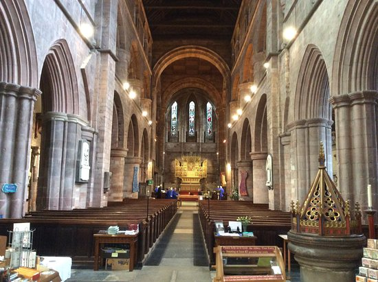 ‪Shrewsbury Abbey‬