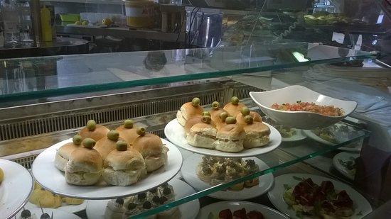 San Cassiano, Italien: Il salato