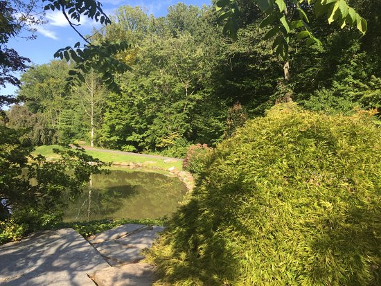 The Japanese Tea House Picture Of Brookside Gardens