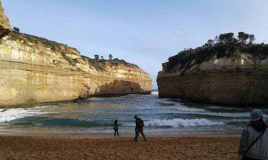 Coburg, Australia: Gorge