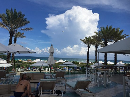 Marriott Stanton South Beach Pool With Access To The