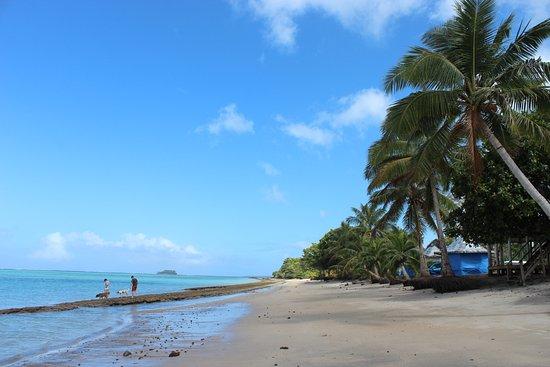 Vaiula Beach Fale