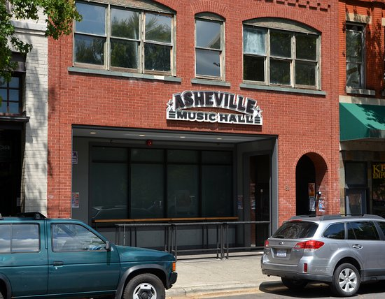 ‪Asheville Music Hall‬