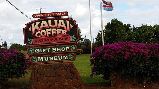 Kalaheo, HI: Kauai Coffee Company
