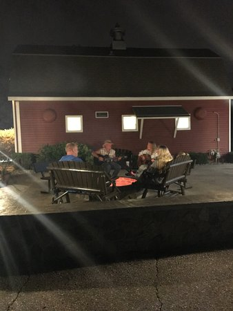 Savage, MN: Beautiful new community fire pit & seating area!