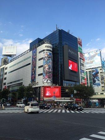 Shibuya, Harajuku, Ebisu