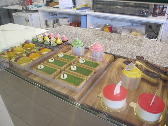 Walkerville, Australia: slection of cakes