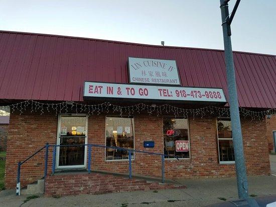 Checotah, Oklahoma: Lin Cuisine Iv