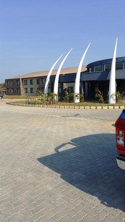Protea Hotel Ndola Excellent Entrance View