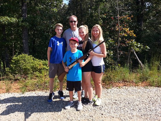 Etowah Valley Sporting Clays Park
