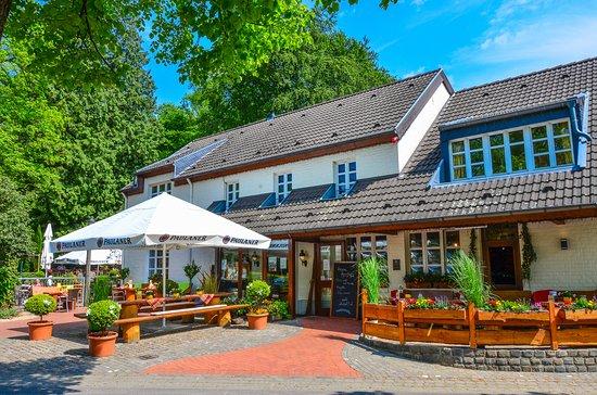 Wassenberg, Alemania: Frontansicht