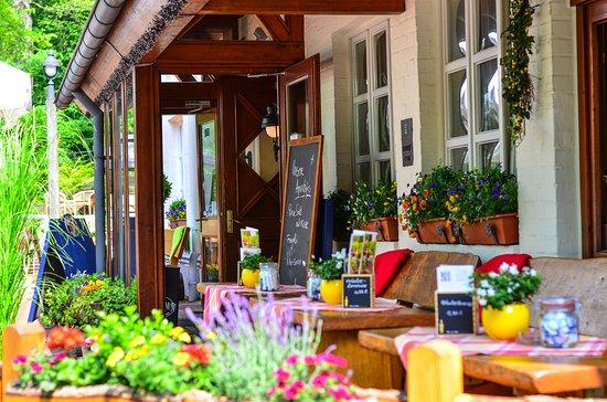 Wassenberg, Alemania: Die Sonnenbank