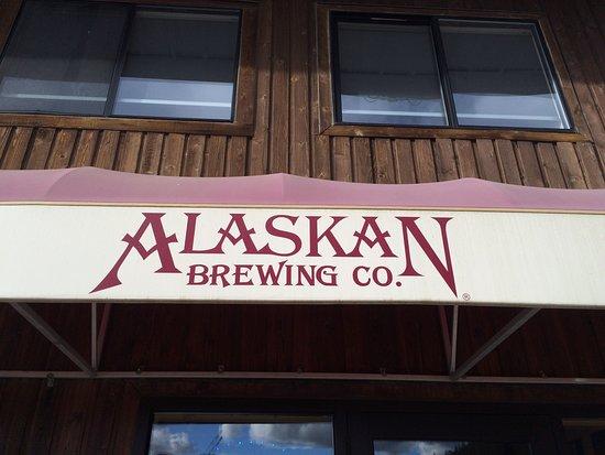 Alaskan Brewery And Bottling Company Juneau Ak Top