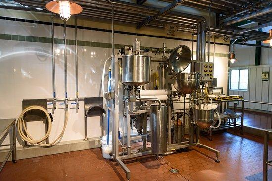 New Glarus Brewing Company: Brewery