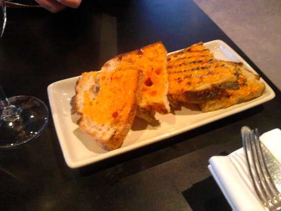 St Elmo Dining Room And Bar Tomato Bread