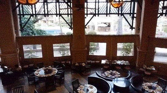 The Kingdom at Victoria Falls: レストラン
