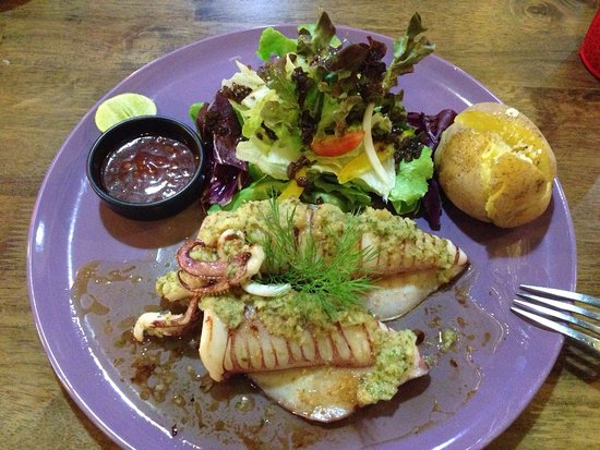Koh Phangan Santorini Restaurant: photo1.jpg