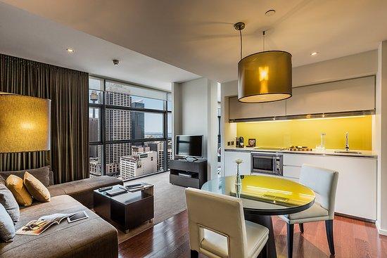 fraser suites sydney au 196 a u 4 6 3 2018 prices. Black Bedroom Furniture Sets. Home Design Ideas