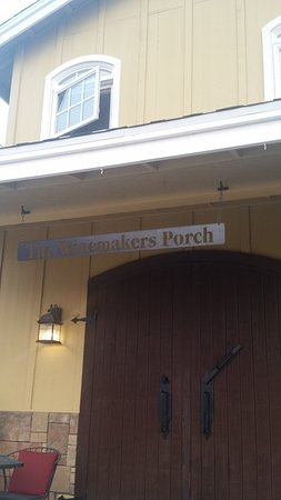Winemaker's Porch Bed & Breakfast Photo