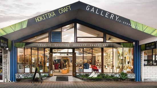 Hokitika Craft Gallery Co-op