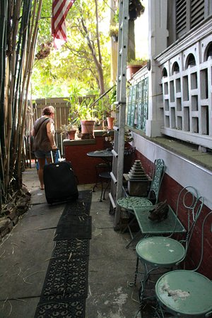 Foto de 1870 Banana Courtyard French Quarter / New Orleans B&B