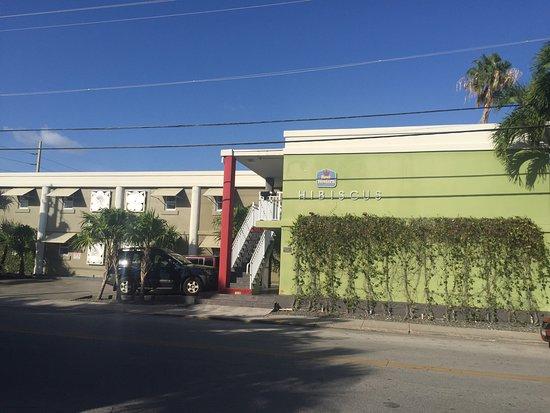 BEST WESTERN Hibiscus Motel: photo0.jpg