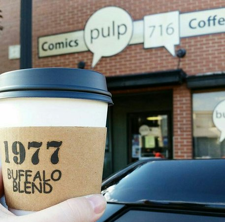 Lockport, NY: Historically accurate coffee