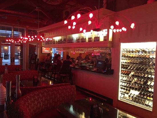 willie gus seafood u steak house decoracion interior
