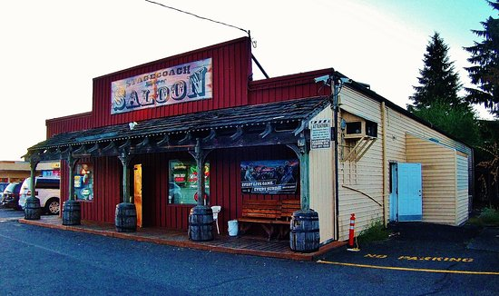 ‪‪Fairview‬, ‪Oregon‬: The Stagecoach Saloon on Sandy Blvd‬