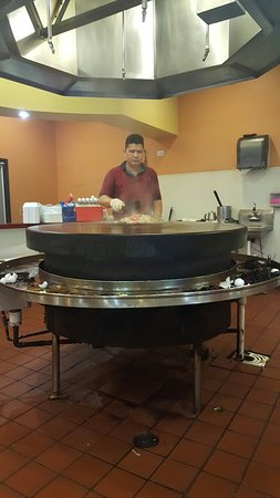 First Ton's Mongolian Grill: 20160831_194000_large.jpg