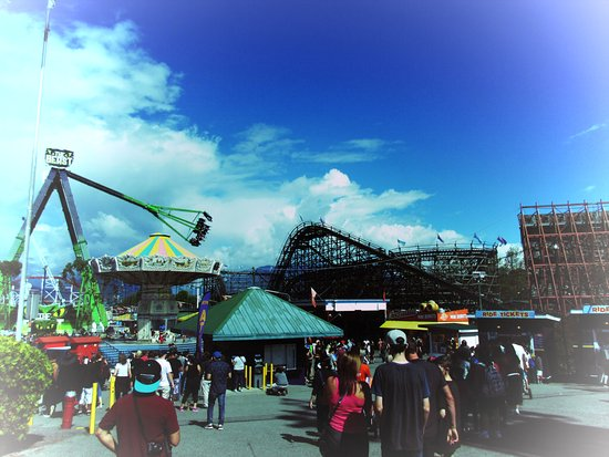PNE - Pacific National Exhibition: Playland