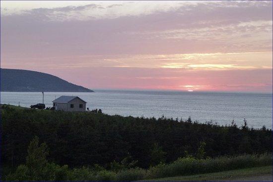 Bay St. Lawrence, Canadá: Sunset