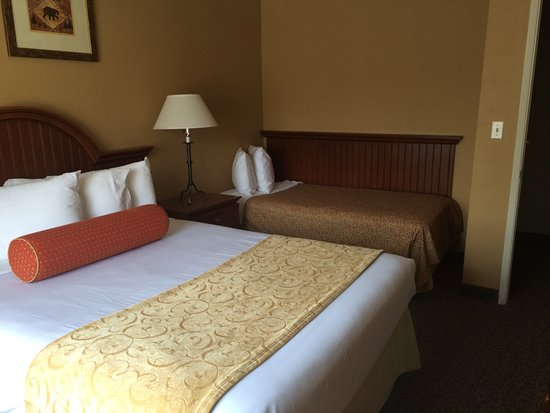 Forest Suites Resort at Heavenly Village: Second room with additional daybed.