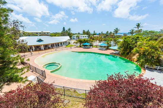 Kingfisher bay resort as low as 141 1 5 3 updated 2017 prices reviews fraser island for Kingfisher swimming pool prices