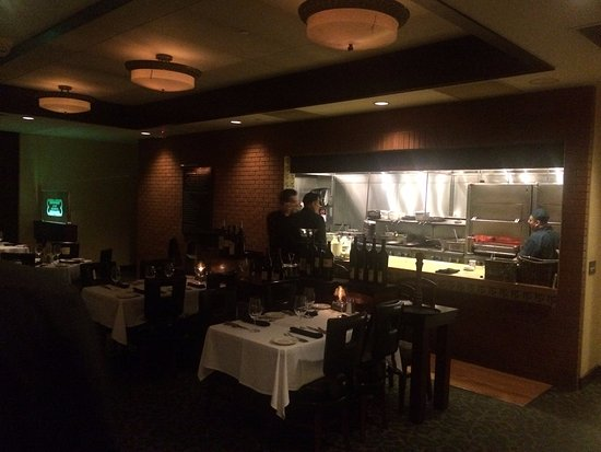 Arnie Morton S The Steakhouse Woodland Hills Kitchen Picture Of