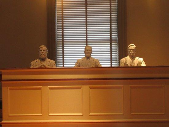 Old Capitol Museum : Appellant's Court