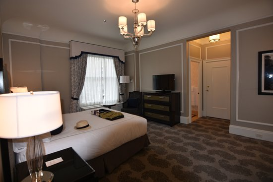 One Bedroom Suite Fairmont San Francisco TripA