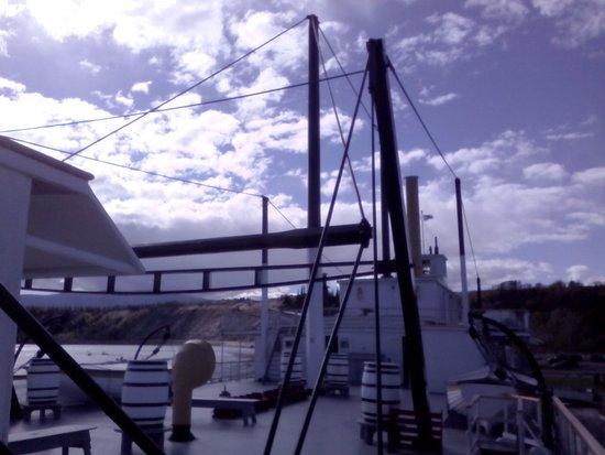 S.S. Klondike: Top Deck