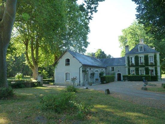 Hostellerie du chateau de l'isle Photo