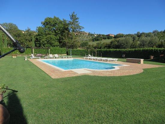 Lucignano, Италия: Pool 13 x 7 Meter