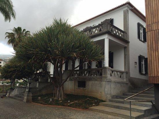 Monte Verde: suites sur balcon en pierre