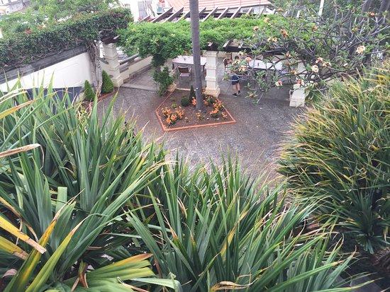 Monte Verde: Jardin , terrasse