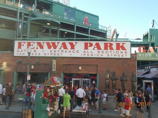 Old Town Trolley Tours Fenway Park